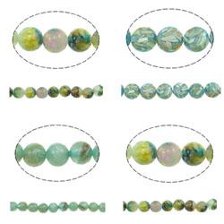 Resin Shell Beads
