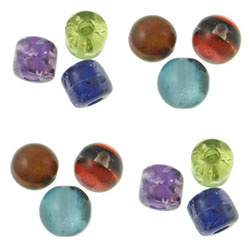 Translucent Resin Beads