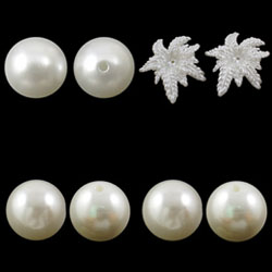 ABS Plastic Pearl Beads