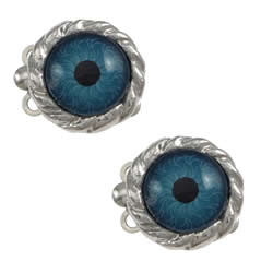 Evil Eye Jewelry Clasp
