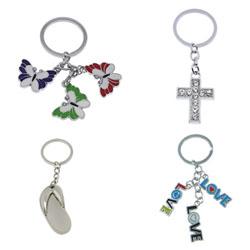 Zinc Alloy Key Chain