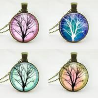 Time Gem Jewelry Necklace