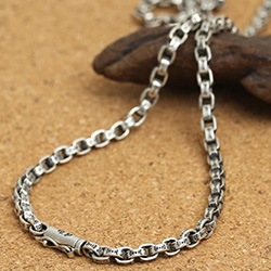 Thailand Sterling Silver Necklace