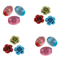 Aluminum Jewelry Beads