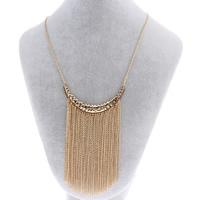 Fashion Fringe Necklace