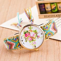 Braided Friendship Watch