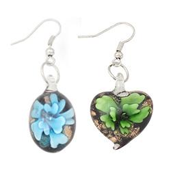 Lampwork Jewelry Earring