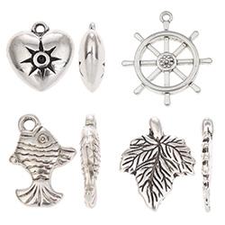 CCB Plastic Pendant Jewelry