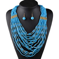 Glass Seed Beads Jewelry Sets