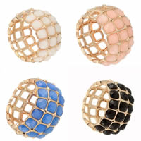 Zinc Alloy Resin Bracelets