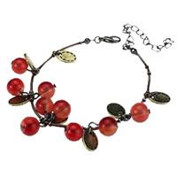 Acrylic Zinc Alloy Bracelets