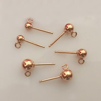 Gold Filled Ear Stud Component