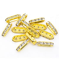 Rhinestone Spacer Bar