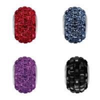 CRYSTALLIZED™ Elements #80201 Crystal BeCharmed Pavé With Xilion Square Beads