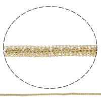 Brass Wire Lace Ribbon