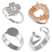 Sterling Silver Ring Setting