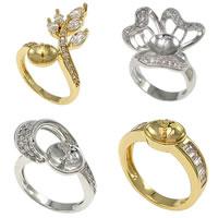 Brass Ring Mountings