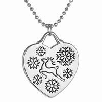Christmas Jewelry Necklace