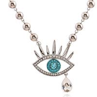 Evil Eye Jewelry Necklace
