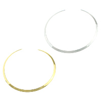Stainless Steel Choker Necklace