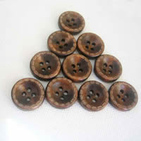 4 Hole Coconut Button