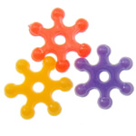 Plastic Spacer Beads