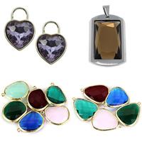 Glass Jewelry Pendant