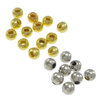 Brass Crimp Beads