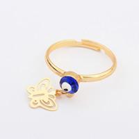 Evil Eye Jewelry Finger Ring