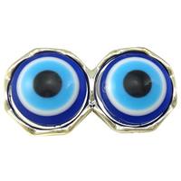 Acrylic Evil Eye Beads