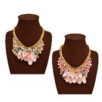 Shell Zinc Alloy Necklace