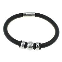 Rubber Cord Bracelets