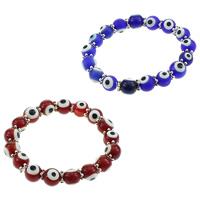 Evil Eye Lampwork Bracelets