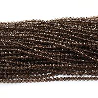 Natural Smoky Quartz Beads