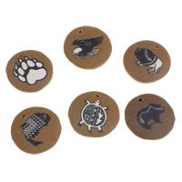 Polymer Clay Jewelry Pendants
