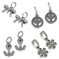 Thailand Sterling Silver Pendants