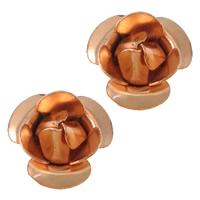 Half Drilled Brass Beads