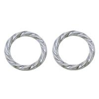 Zinc Alloy Jump Rings