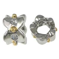 Brass European Beads