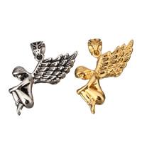 Stainless Steel Angel Pendant
