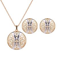 Fashion Zinc Alloy Jewelry Sets