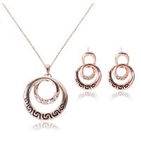 Enamel Zinc Alloy Jewelry Sets