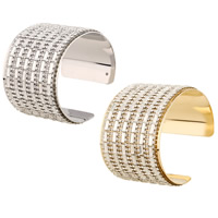 Zinc Alloy Cuff Bangle