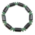 Gemstone Hematite Bracelets
