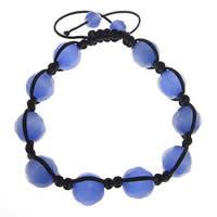 Fashion Woven Ball Bracelet