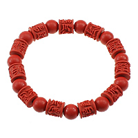 Fashion Cinnabar Bracelet