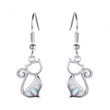 Sterling Silver Drop Earring